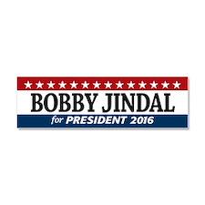 Bobby Jindal 2016 Car Magnet 10 x 3