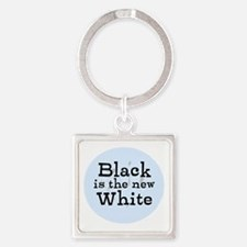 Black is the new White Keychains