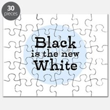 Black is the new White Puzzle