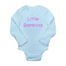 Unique Not fat pregnant Long Sleeve Infant Bodysuit