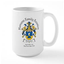 Hamann Family Reunion Mugs