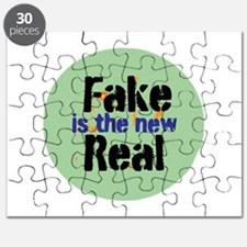 Fake is the new Real Puzzle