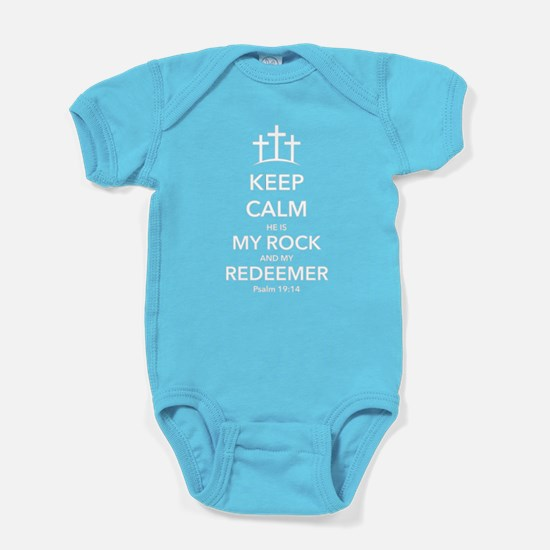 My Redeemer Baby Bodysuit
