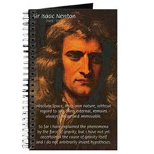 Sir Isaac Newton: Journal