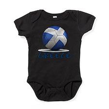 Cute Futbol Baby Bodysuit
