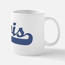 Davis (sport-blue) Mug