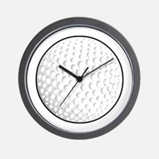 Cute Cute golf Wall Clock