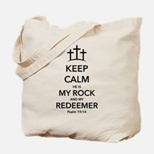 My Redeemer Tote Bag