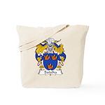 Batalha Family Crest Tote Bag