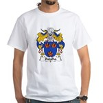 Batalha Family Crest White T-Shirt
