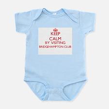 Keep calm by visiting Bridgehampton Club Body Suit