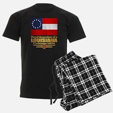 Louisiana Proud Descendant Pajamas