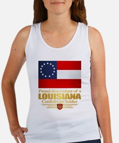 Louisiana Proud Descendant Tank Top