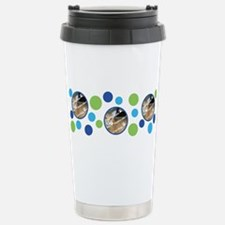 PERSONALIZE Add Your 3 Photos DIY Travel Mug