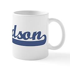 Davidson (sport-blue) Mug