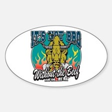 BBQ Beef Decal