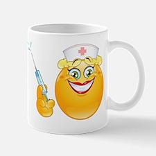 nurse emoji Mug