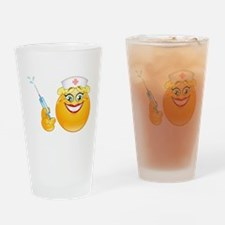 nurse emoji Drinking Glass