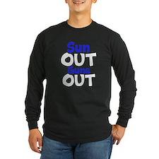 Sun Out Guns Out Long Sleeve T-Shirt