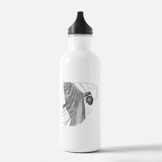 Blackbeard's Head Bein Water Bottle