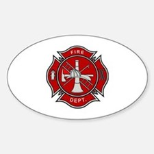 Fire Dept. Stickers