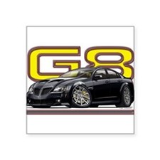 "Cute Gxp Square Sticker 3"" x 3"""