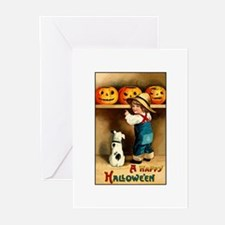 Country Store Halloween Greeting Cards (Pk of 20)