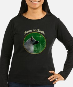 Elkhound Peace T-Shirt