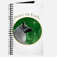 Elkhound Peace Journal
