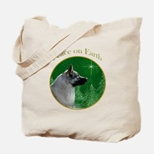 Elkhound Peace Tote Bag