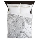 Boston Duvet Covers