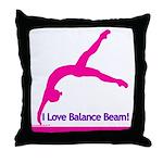 Gymnastics Pillow - Beam