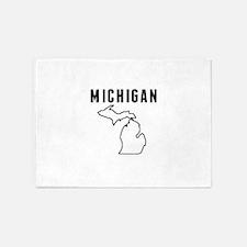 Michigan 5'x7'Area Rug