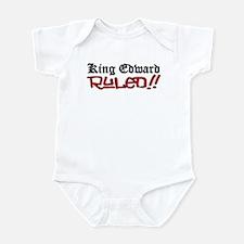 King Edward Infant Bodysuit