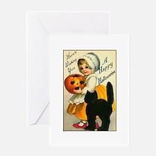 Halloween Cutie Greeting Card