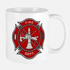 Fire Dept. Mugs