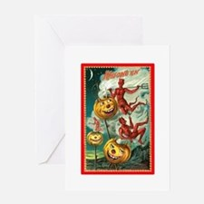 Devil's Delight Greeting Card