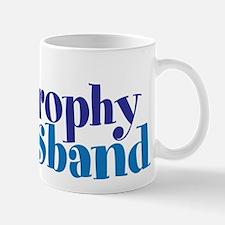 Trophy Husband Funny Valentine Mugs