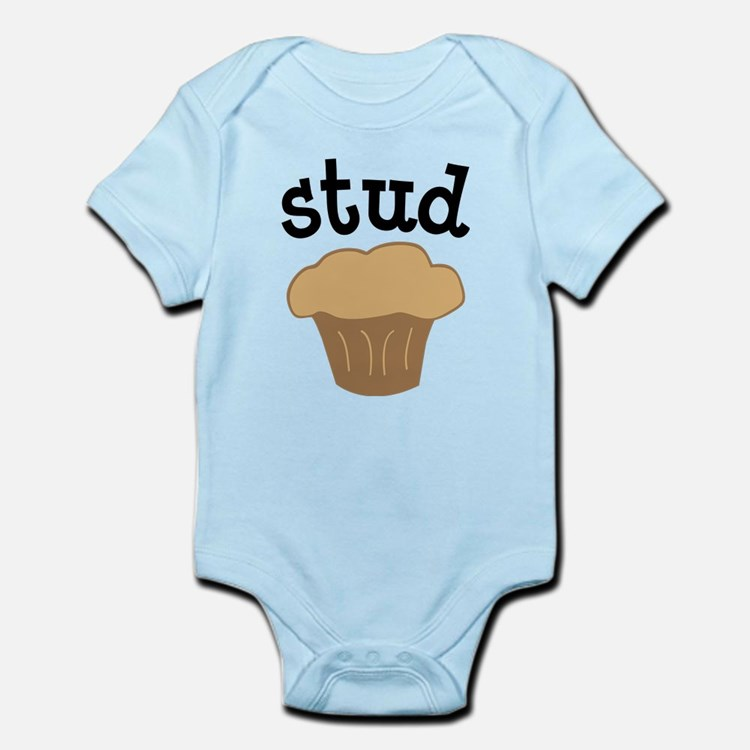Stud Muffin Body Suit