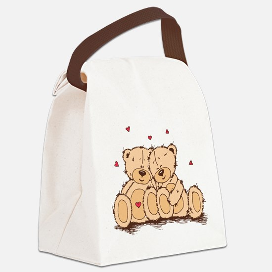 bear-2-04.png Canvas Lunch Bag