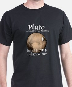 Pluto as imaged by New Horizons T-Shirt