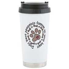 Cute Love your rescue dog Travel Mug