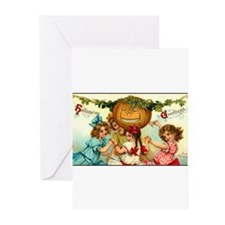 Victorian Halloween Party Greeting Cards (Pk of 10