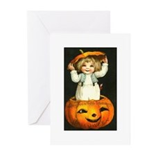 Halloween Baby Greeting Cards (Pk of 10)