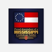 Mississippi Proud Descendant Sticker