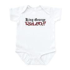 King George Infant Bodysuit