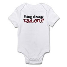 King George Onesie