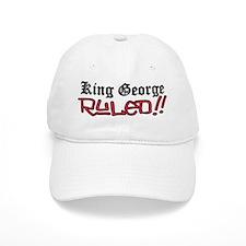 King George Baseball Cap