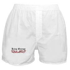 King George Boxer Shorts
