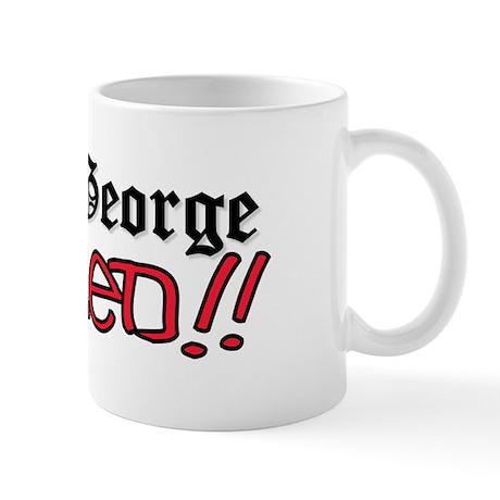 King George Mug